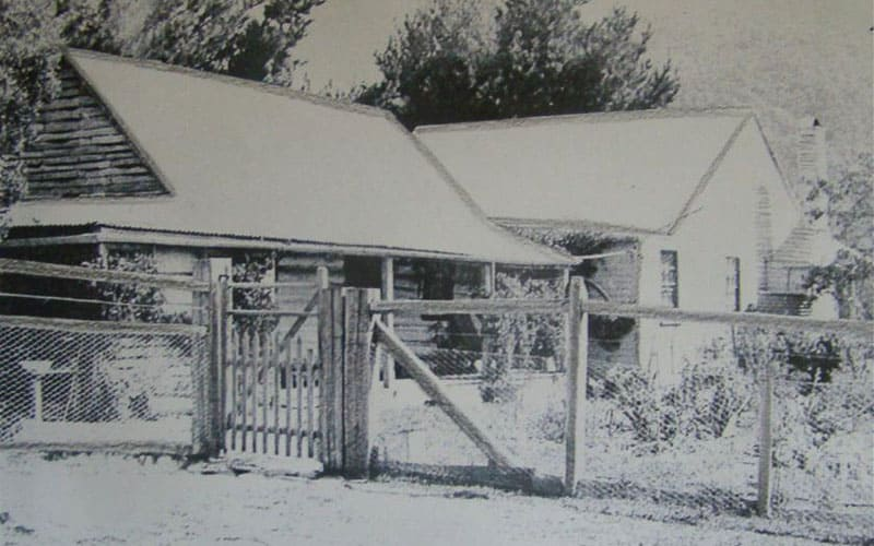 Wonnangatta Station Hut