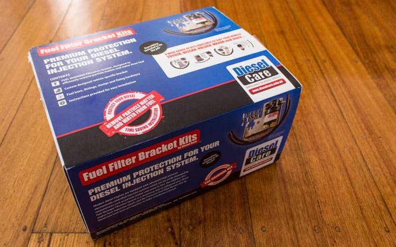 Diesel Care Filter Kit Box