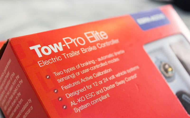 Redarc Tow-Pro Elite Electric Brake Controller: Install & Review